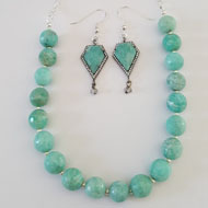 Donna Fitzpatrick Russian Amazonite jewelry by Donna Fitzpatrick