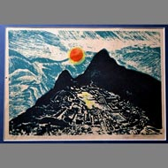 Madsen Arts-Mountain Moon by Kirk and Theresa Madsen